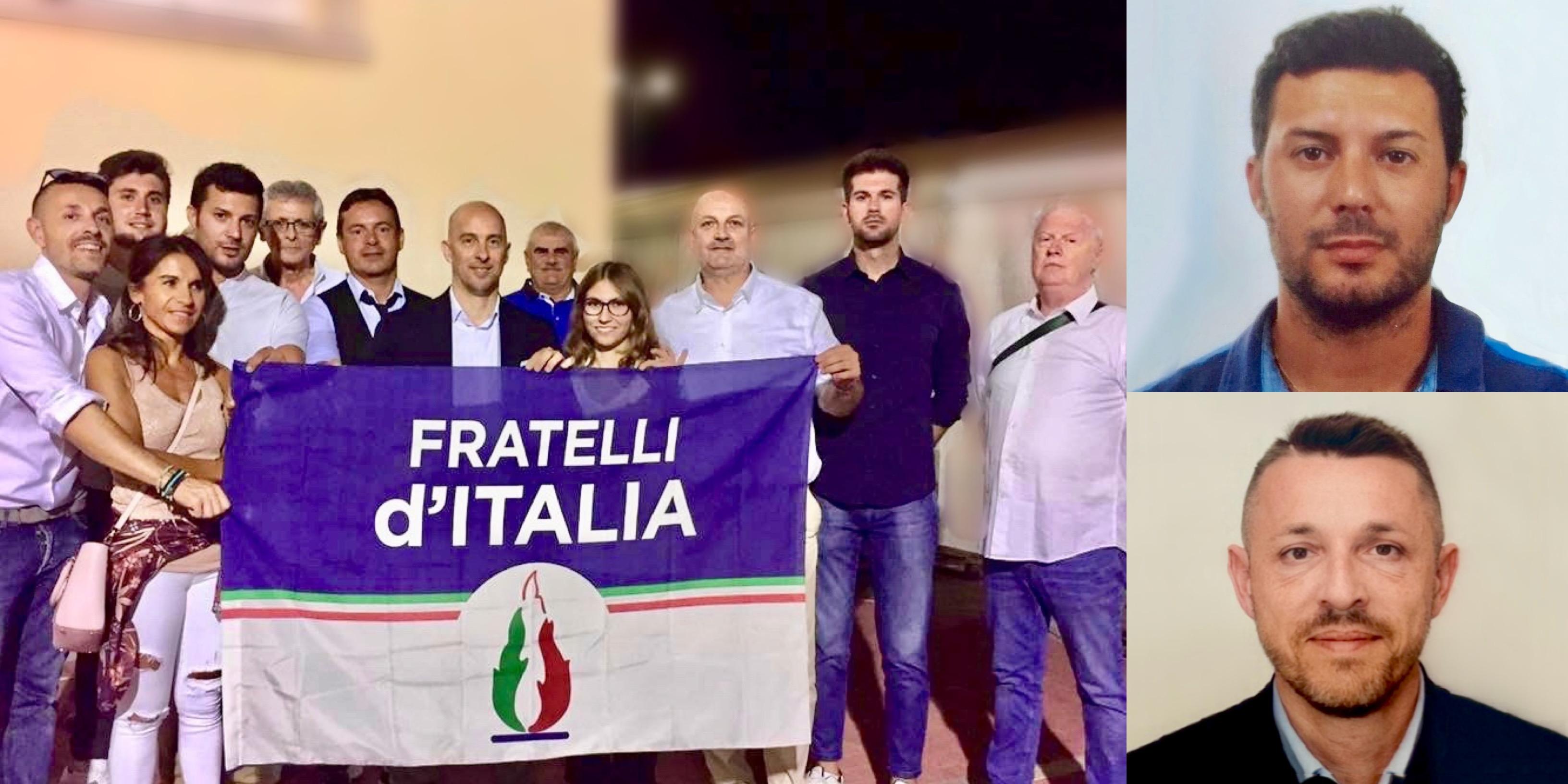 TERRAZZO. NUOVO CIRCOLO DI FRATELLI D'ITALIA, SARÀ GUIDATO DA ENRICO VISENTIN.