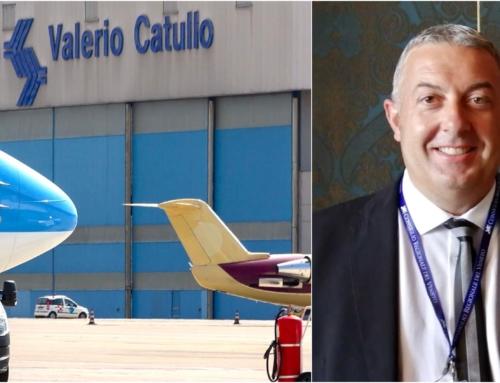 VERONA. MONTAGNOLI (LEGA): «DALLA REGIONE UN SÌ COMPATTO AL POTENZIAMENTO DELL'AEROPORTO CATULLO»