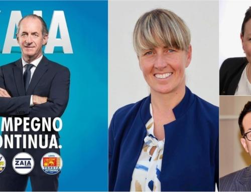 REGIONALI. SONO ELISA DE BERTI, MIRKO  BERTOLDO E RAIKA MARCAZZAN I CANDIDATI SCELTI DALLA LEGA A RAPPRESENTARE IL BASSO VERONESE.