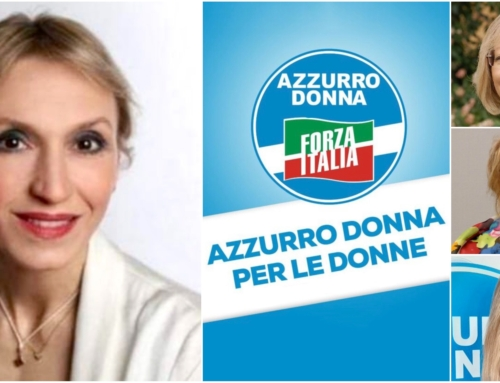 LEGNAGO. LARA PALLITTI GUIDERÀ LA SEZIONE CITTADINA DI AZZURRO DONNA IL MOVIMENTO FEMMINILE DI FORZA ITALIA.
