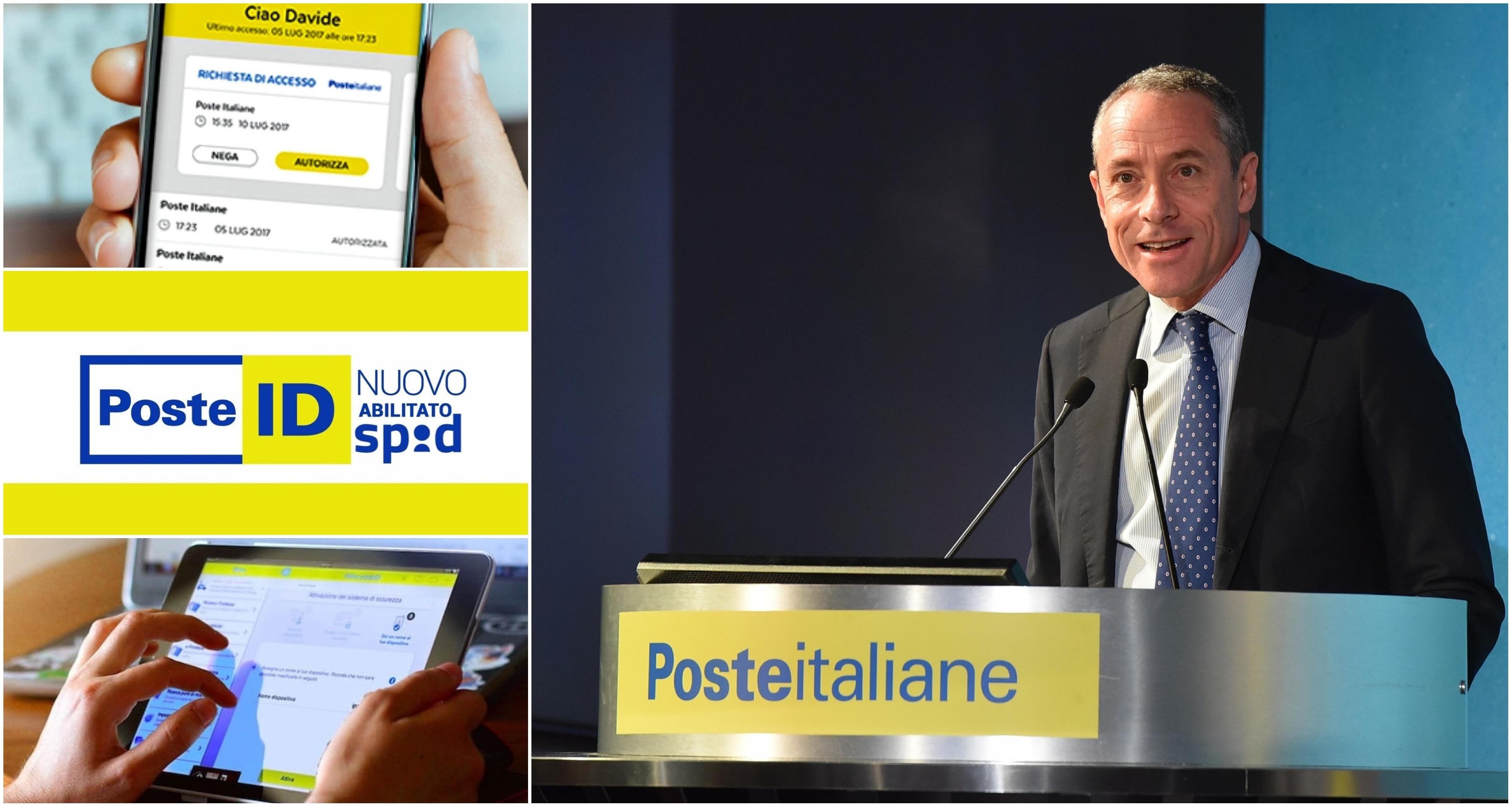 POSTE ITALIANE. UN SUCCESSO L'IDENTITÀ DIGITALI POSTE ID: GIÀ RILASCIATE A VERONA 215 MILA, 15 MILIONI IN ITALIA.