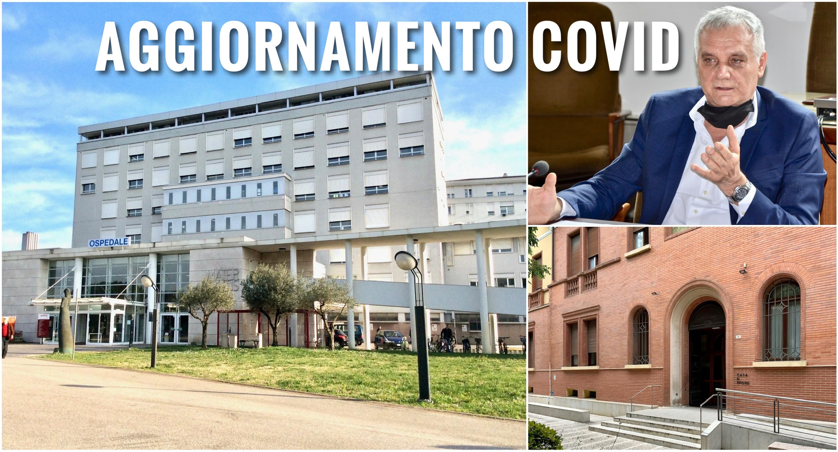 LEGNAGO. [VIDEO] AGGIORNAMENTO SITUAZIONE COVID AL MATER SALUTIS E CASA DI RIPOSO AD OGGI 6 MAGGIO 2021.