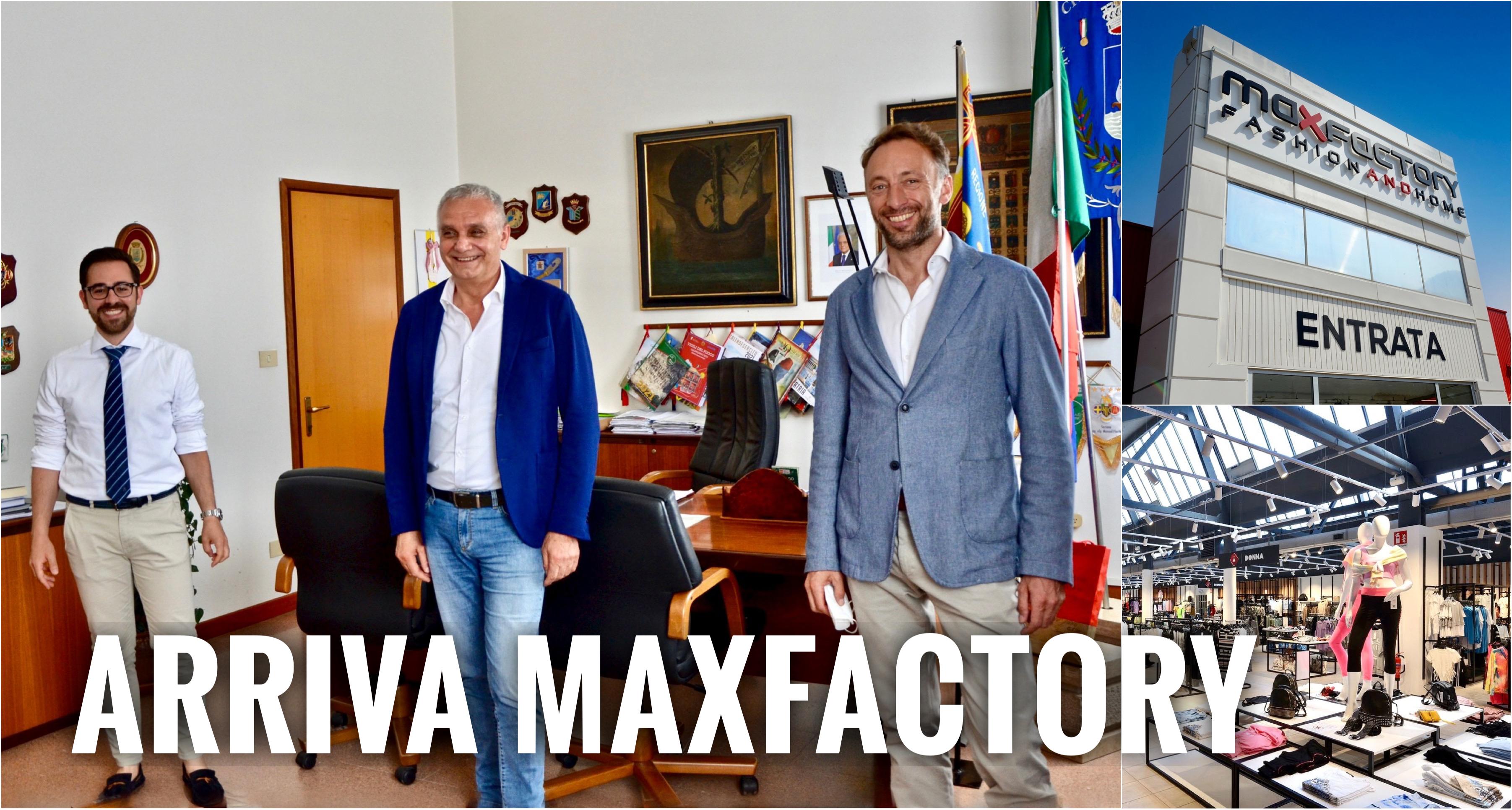 LEGNAGO. ARRIVA IL GRUPPO MAXFACTORY ALL'EX MERCATONE UNO CON OLTRE 5 MILA MQ DI ABBIGLIAMENTO E CASA. L'OPENING A SETTEMBRE.