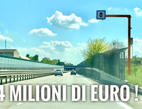 SAN GIOVANNI LUPATOTO. AUTOVELOX IN TRANSPOLESANA, 4 MILIONI DI MULTE NELL'ANNO DEL COVID. COSÌ SI SANANO I BILANCI COMUNALI.