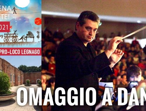 LEGNAGO. DOMANI, AL GIARDINO ARCHEOLOGICO UN OMAGGIO A DANTE DELL'ENSEMBLE MUSICALE DIRETTO DA VIRGINIO ZOCCATELLI.