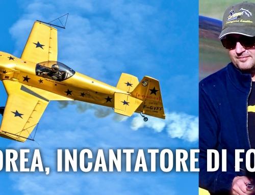 """LEGNAGO. [VIDEO]  ANDREA PESENATO INCANTA LA FOLLA E LEGNAGO """"CITTÀ DELL'ARIA"""" GLI PROMETTE UN GRANDE AEROPORTO TURISTICO."""